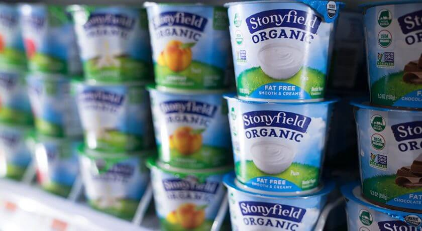 Adweek: Stonyfield Appoints Its First Creative Agency of Record as Yogurt Wars Heat Up