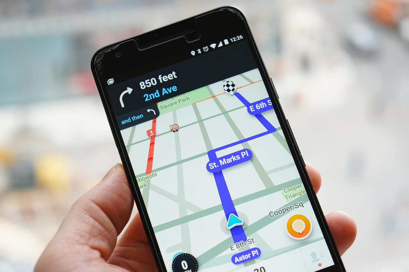 New Waze to Connect With Consumers