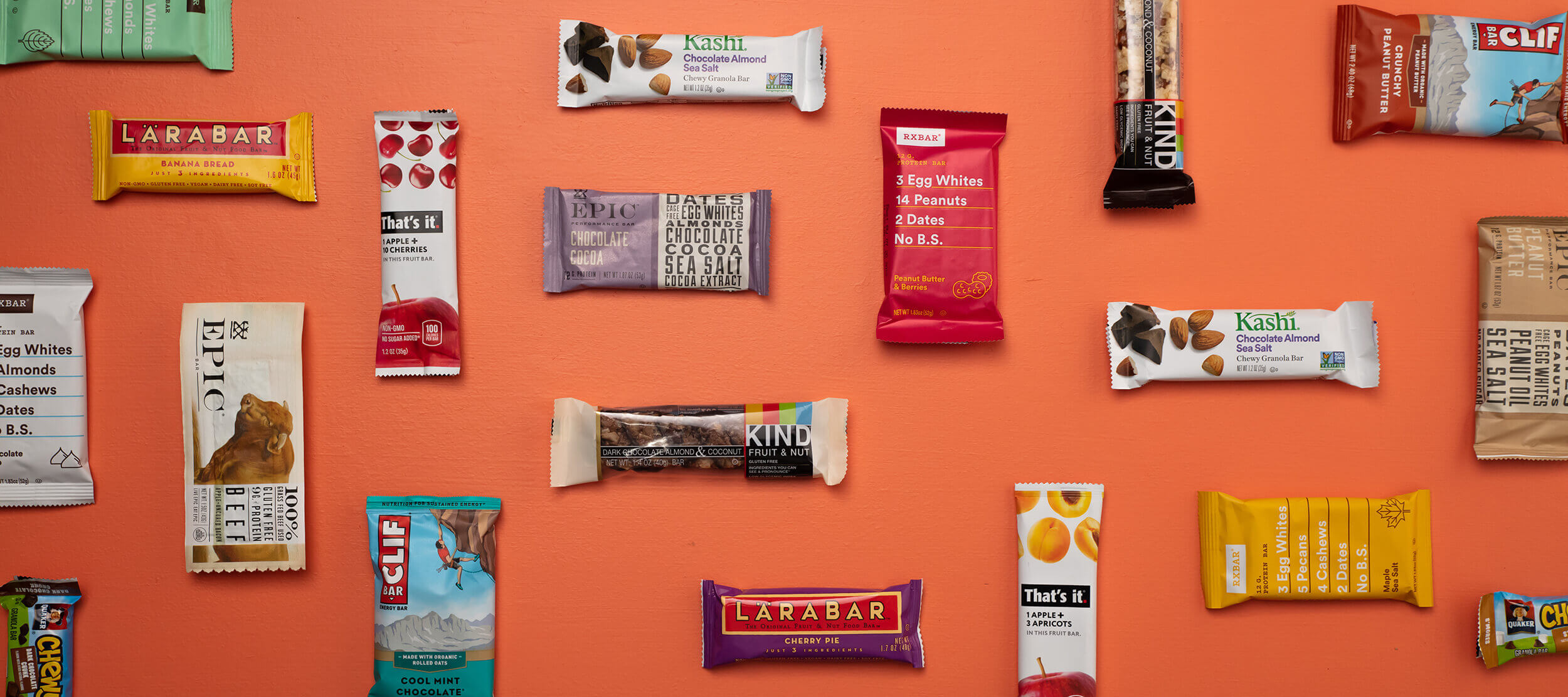 Snack Bar Standouts: Six Packaging Design Elements to Keep in Mind